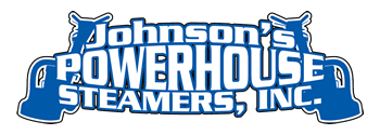 Johnson's Powerhouse Steamers